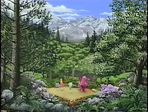 Barney - Barney's Magical Musical Adventure (1992 video)