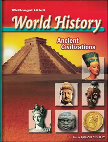 McDougal Littell - World History: Ancient Civilizations (Audiobook)