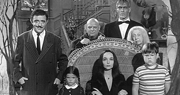 The Addams Family (1964 Series)