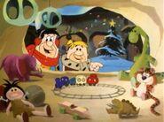 Flintstoneschristmastrain
