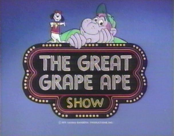 The Great Grape Ape Show