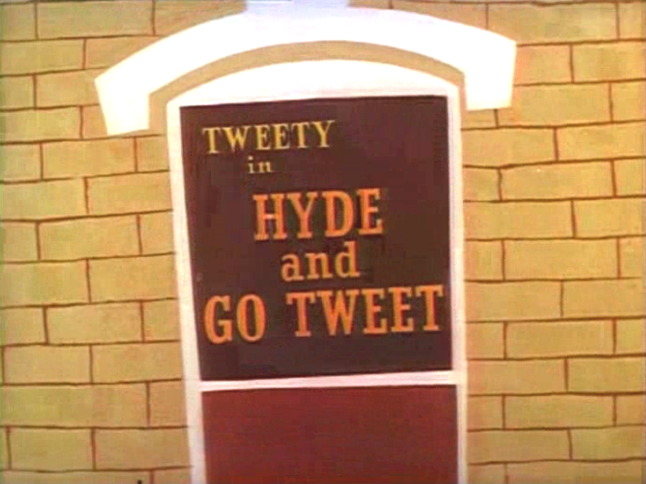 Hyde and Go Tweet