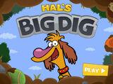 Nature Cat: Hal's Big Dig (Online Games)