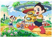Little Astro Boy