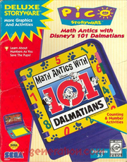 Math Antics with Disney's 101 Dalmations cover.png