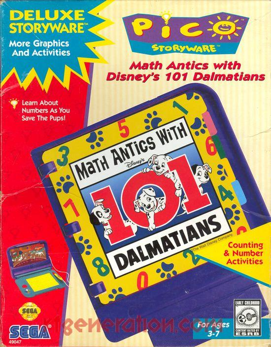 Math Antics with Disney's 101 Dalmations