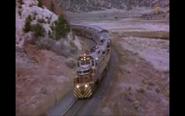 Undersiege2 grandcontinental train