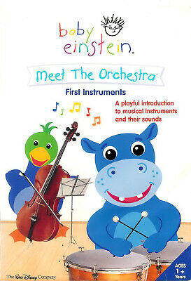 Meet the Orchestra: First Instruments (2006) (Videos)
