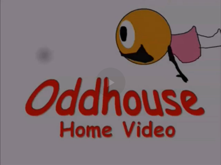 Oddhouse Home Video Logo