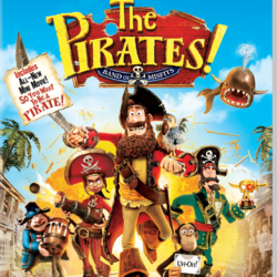 The Pirates! Band of Misfits / The Pirates! In an Adventure with Scientists! (2012)