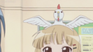 Yuru Yuri♪♪ Ep. 4 Sound Ideas, BIRD, ROOSTER - MORNING CALL, ANIMAL 01