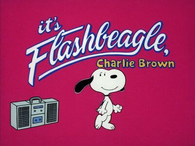 It's Flashbeagle, Charlie Brown (1984).jpg