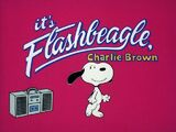 It's Flashbeagle, Charlie Brown (1984)