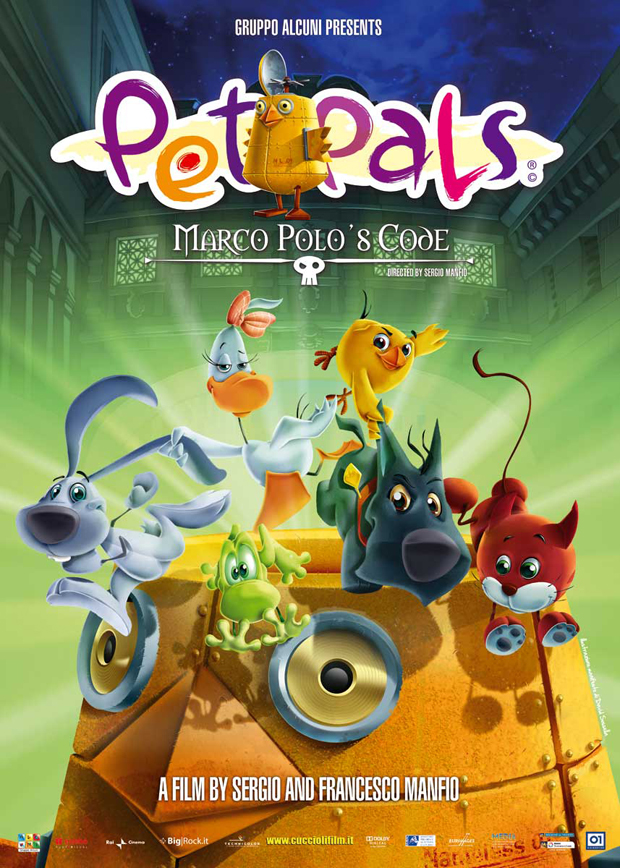 Pet Pals: Marco Polo's Code (2010)
