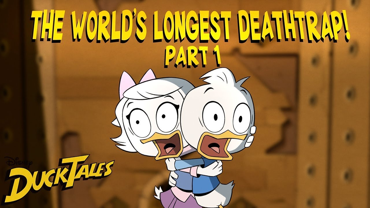 The World's Longest Deathtrap!