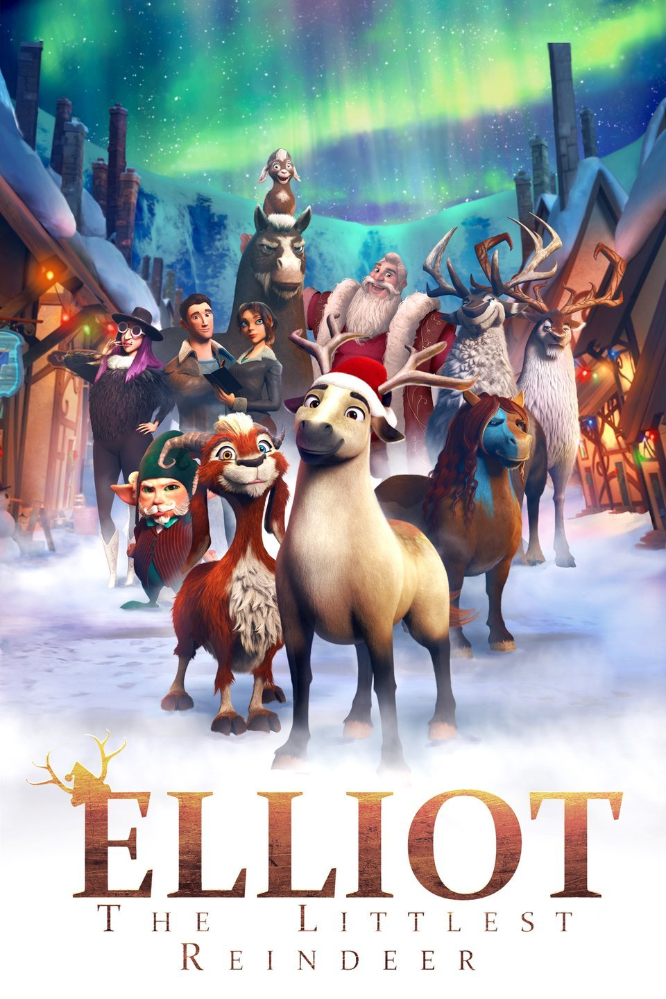 Elliot the Littlest Reindeer (2018)