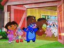 (Heard 4 times in Dora's Dance Show