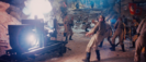 Indiana Jones and the Raiders of the Lost Ark (1981) SKYWALKER, WHOOSH - SCREAM-LIKE PASS BY