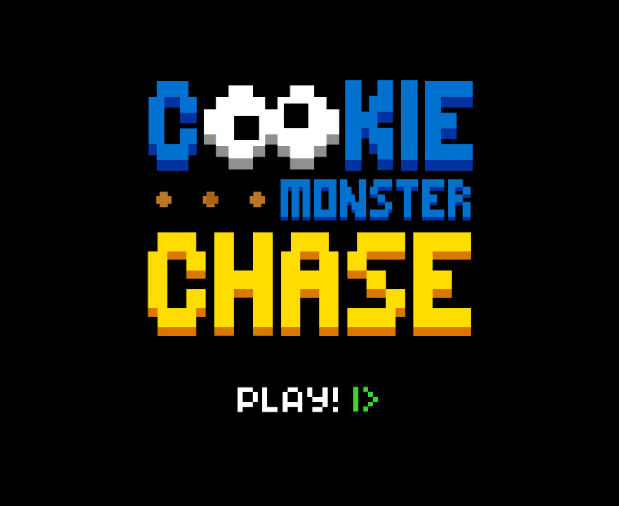 Sesame Street: Cookie Monster Chase (Online Games)