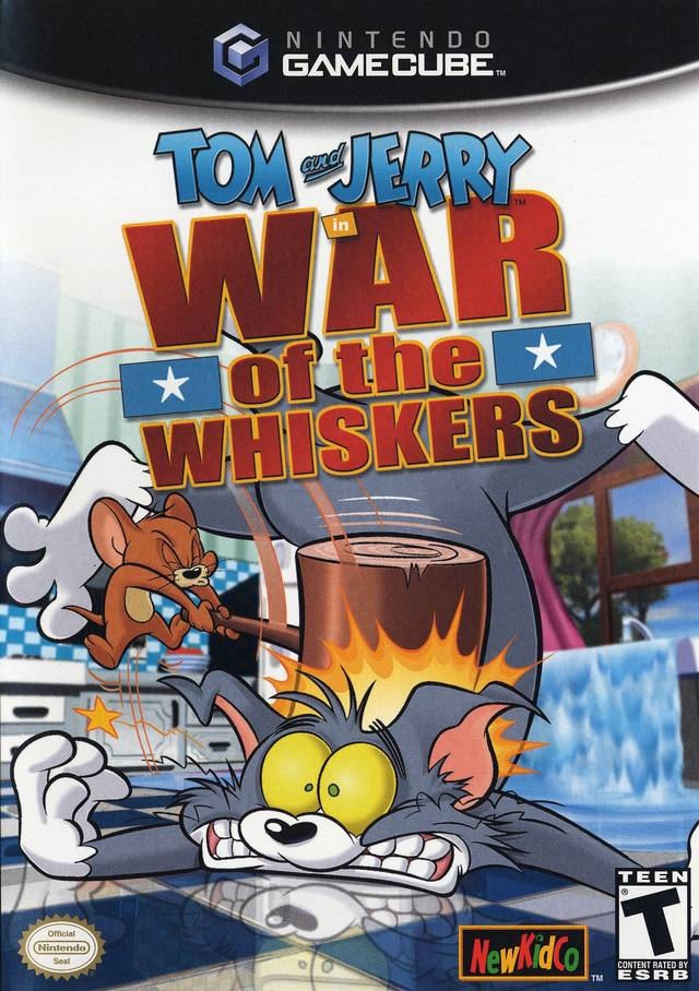 Tom and Jerry in War of the Whiskers