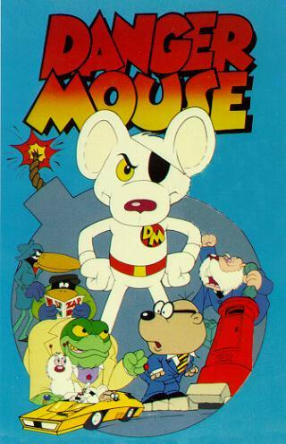 Danger Mouse (1981 TV Series)