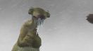 Ice Age TEETH, CARTOON - SCOOBY'S TEETH CHATTER, LONG,