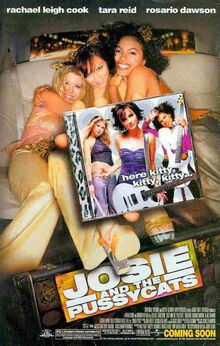 Josie And The Pussycats (2001) Poster Ad.jpg