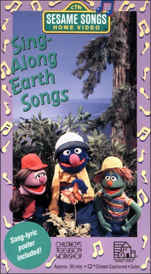 Sing-Along Earth Songs (1993) (Videos)