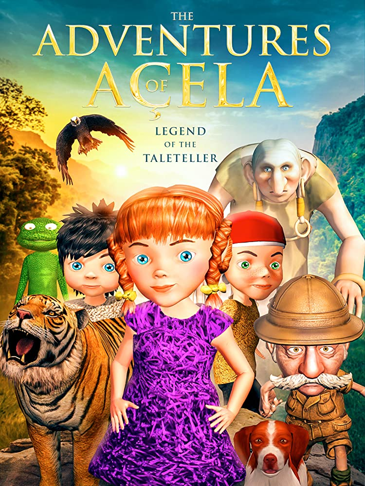 The Adventures of Açela (2020)