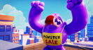 Captain Underpants The First Epic Movie CARTOON, BOING - LOW TIMPANI, WOBBLE, PERCUSSION, MUSIC, DRUMS