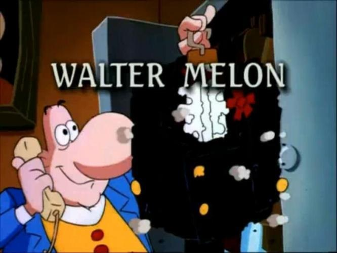 Walter Melon (TV Series)