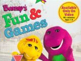 Barney's Fun & Games (1996) (Videos)
