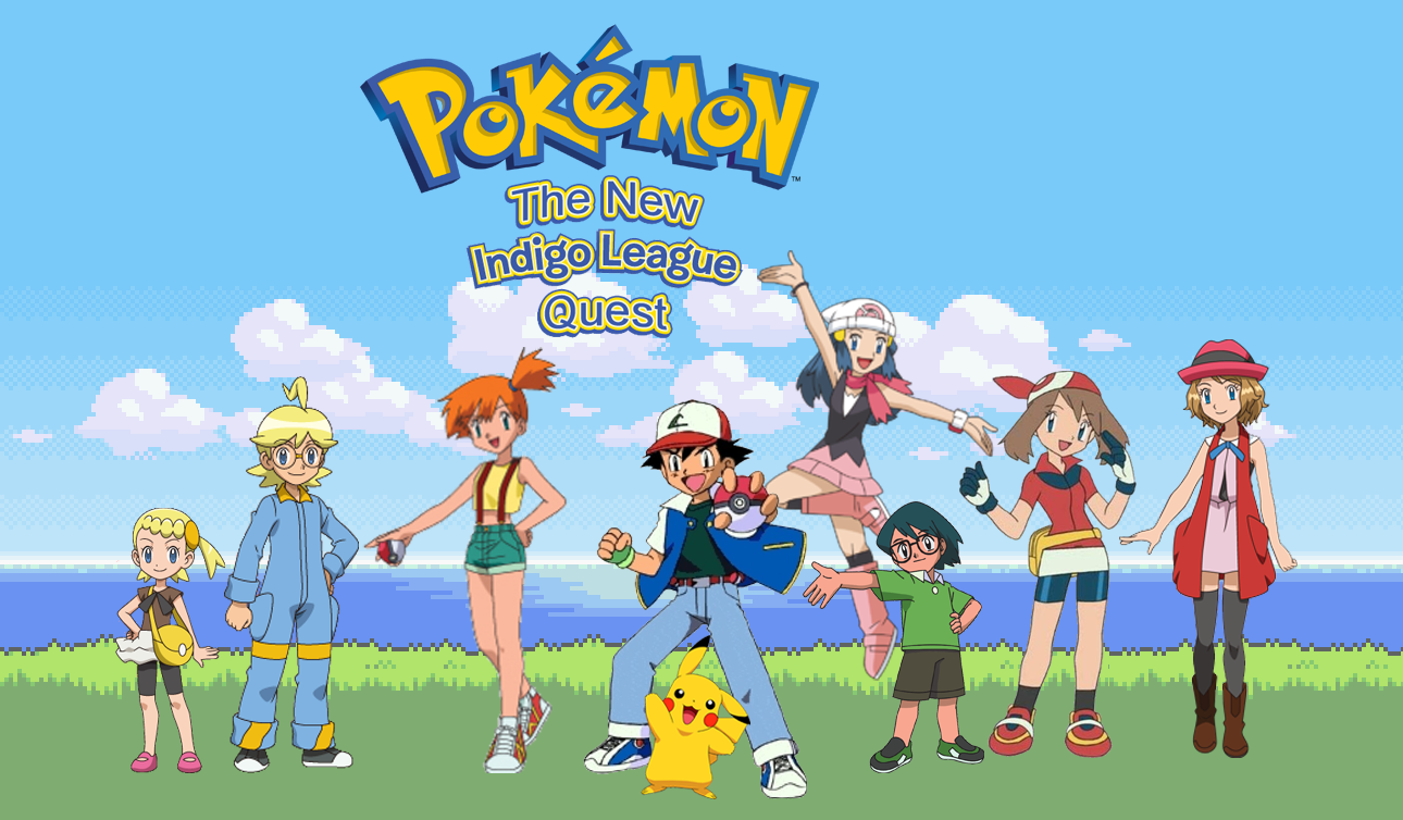 Pokémon The New Indigo League Quest