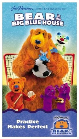 Bear in the Big Blue House: Practice Makes Perfect (2003)