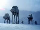 Empire Strikes Back SKYWALKER, SCI-FI GUN - AT-AT GUN