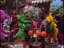 Barney's Halloween Party Hollywoodedge, Cartoon Streaks 6 SS016506 (5)