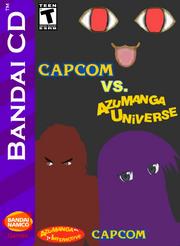 Capcom Vs Azumanga Universe Box Art 1.png