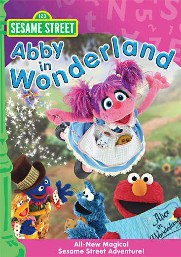Sesame Street: Abby in Wonderland (2008)