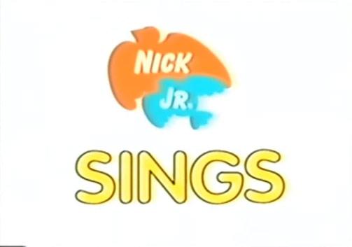 Nick Jr. Sings (1995)