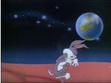 Spaced Out Bunny