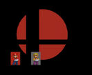Super Smash Bros Melee Hollywoodedge, Crowd Med Disappoint PE961201 or Medium Crowd ReactsD PE141801-1