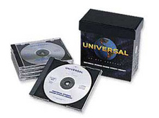 Universal Studios Sound Effects Library