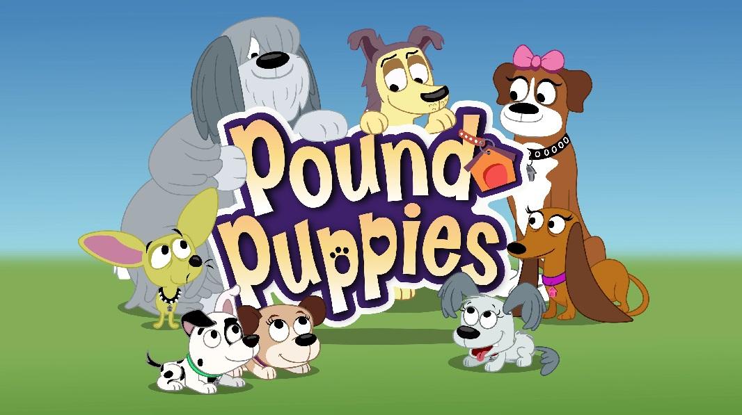 Pound Puppies (2010)