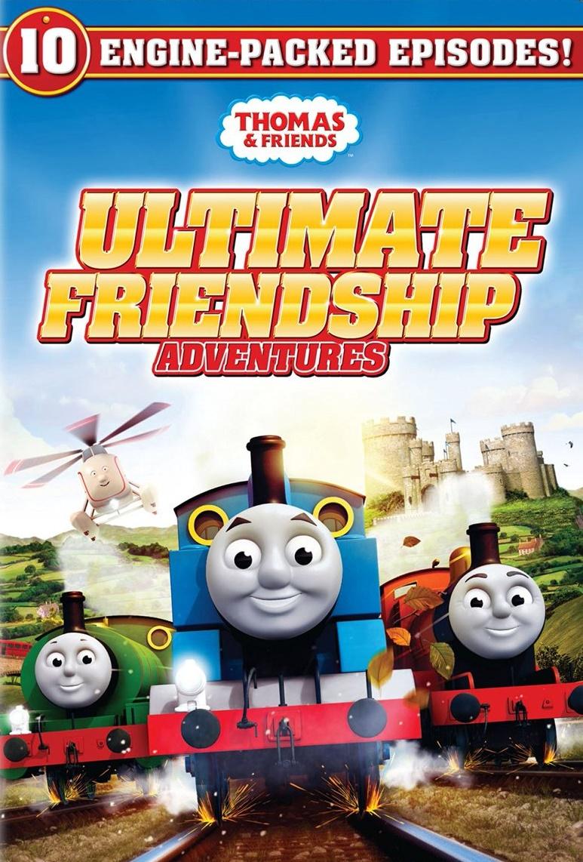 Ultimate Friendship Adventures (2016) (Videos)