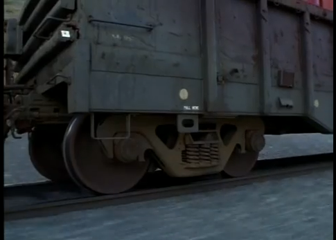 Unknown Sound Effects Library, Train Wheels