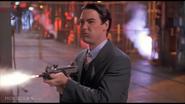 Beverly Hills Ninja (1997) SKYWALKER, AIRPLANE - DOGFIGHT, WWII AIRCRAFT, GUNFIRE