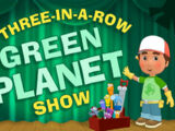 Handy Manny: The Three-In-A-Row Green Planet Show (Online Games)