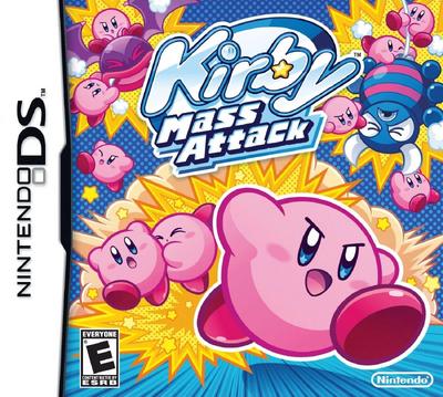 Kirby - Mass Attack Box Art.png