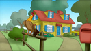 Curious George (Curious George and the One that Got Away) Sound Ideas, BIRD, ROOSTER - MORNING CALL, ANIMAL 01 3