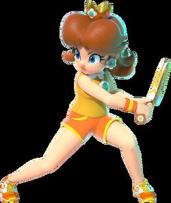Mario Tennis Aces - Princess Daisy Character Portrait.png